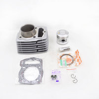 High Quality Motorcycle Cylinder Kit Set For Honda WY125 A WY 125 125cc Engine Spare Parts
