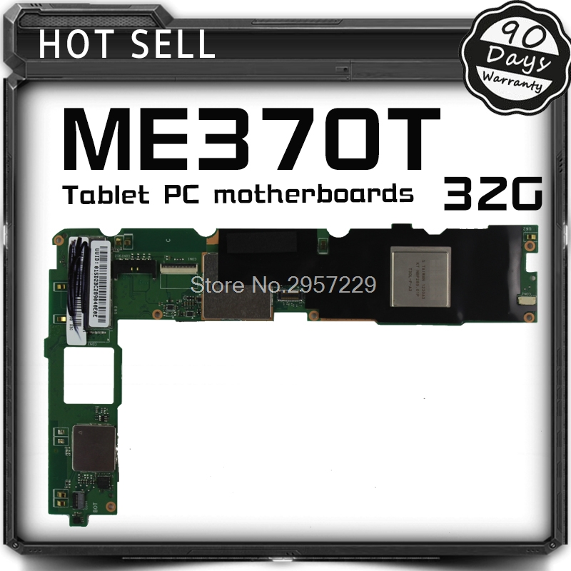 Tablet motherboard Logic board System Board For Asus GOOGLE 7 Nexus7 ME370T 32GB Fully Tested All Functions Work Well