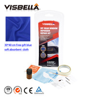 Visbella DIY Real Window Defogger Repair Kit Rework Refurbish The Mist Line Of Auto Glass Fix