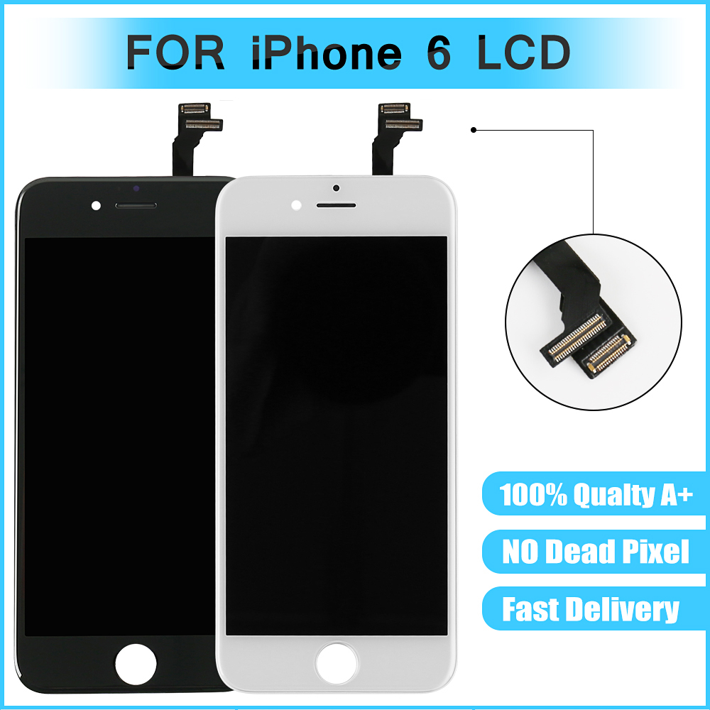 Full-Replacement-Screen Lcd-Display Touch IPhone 6 Digitizer 6g-Assembly For