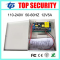 12V5A Access Control Power Supply Box 110-240V 50-60HZ Switching Power Supply UPS power box