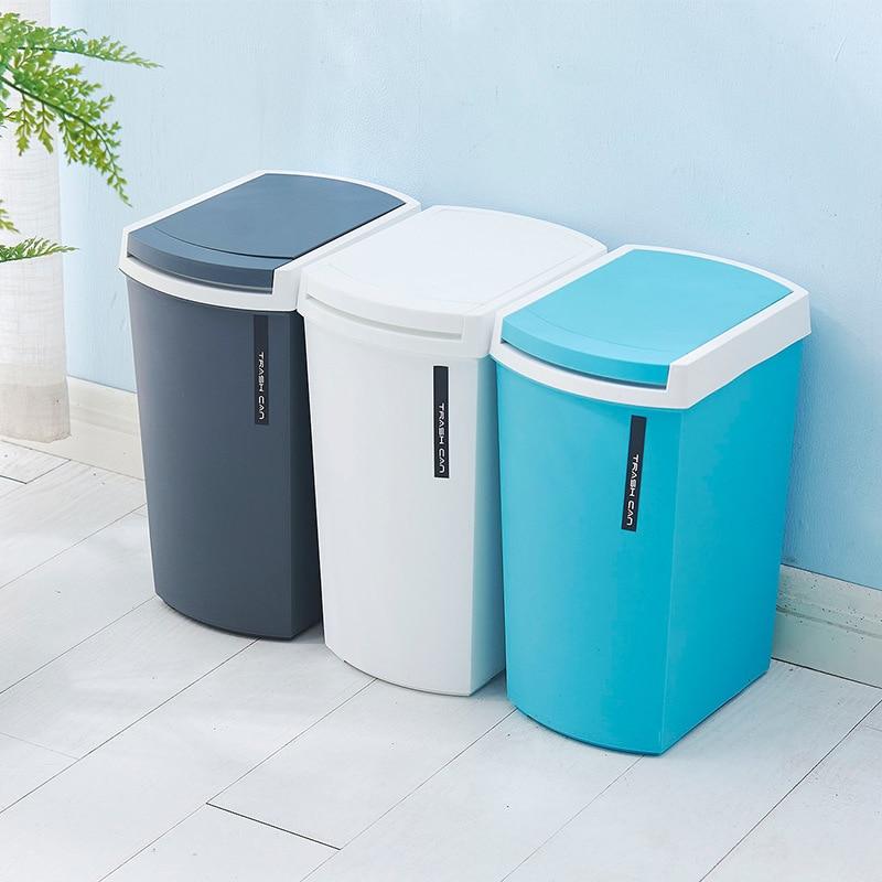 Huishoudelijke Plastic Vuilnisbakken Woonkamer Keuken Badkamer ...