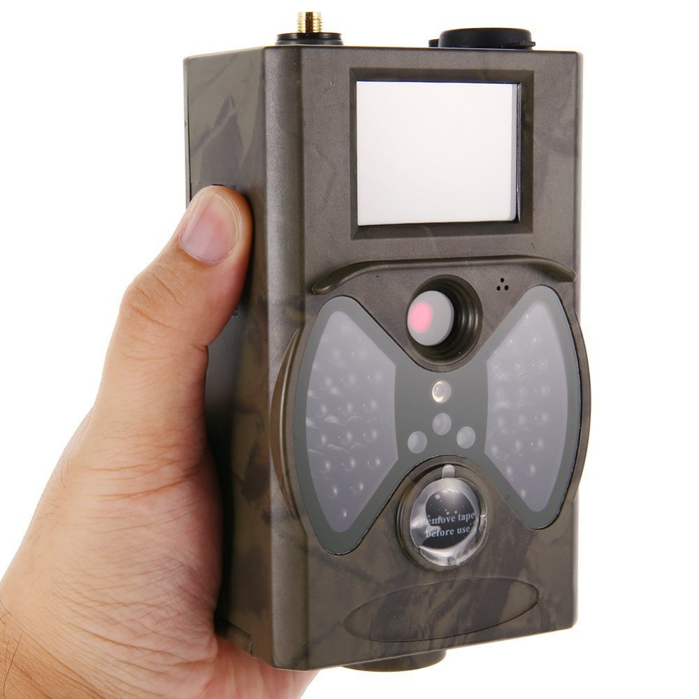 Hunting Trail Camera MMS GPRS Email 940nm Infrared Wild Camera HC350M GPRS 16MP 1080P HC300M Night vision for Animal Photo Traps infrared trail photo traps hc300m animal observation scouting camera game hunting camera 940nm night vision camera trap