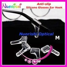 200 шт T2400 дешевые солнцезащитные очки для детей и взрослых Силиконовые противоскользящие ушные крючки для ушей, ушные наконечники, спортивные держатели