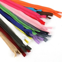 Colorful Diy-Accessories Coil-Zippers Long Garment Handcraft Sewing Tailor Nylon 28cm