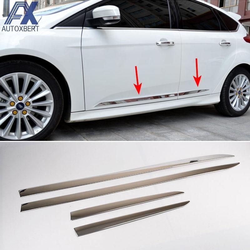 Ford focus bumper reinforcer plastic trim bracket hatchback driver 15-18 rear