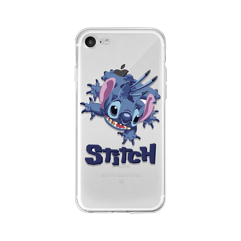 cute cartoon Lilo Stitch