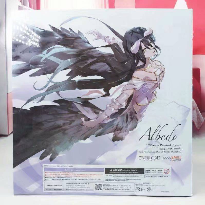 29cm Overlord Albedo Sexy Action Figure