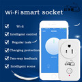 Hot Smart Wifi Power Socket Wireless Plug Timer Switch Wall Plug Phone Wireless App Remote Control Home Appliance Automation