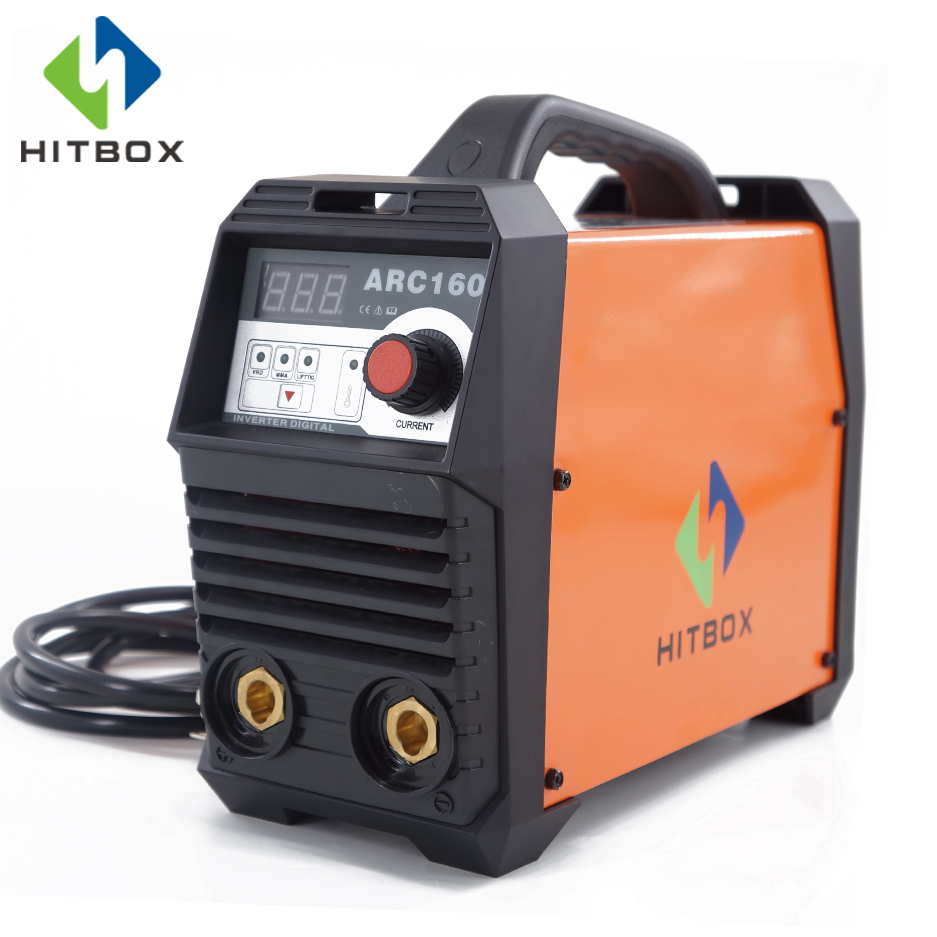 HITBOX ARC160 Digital Welding Machine With VRD And LIFT TIG Function ...
