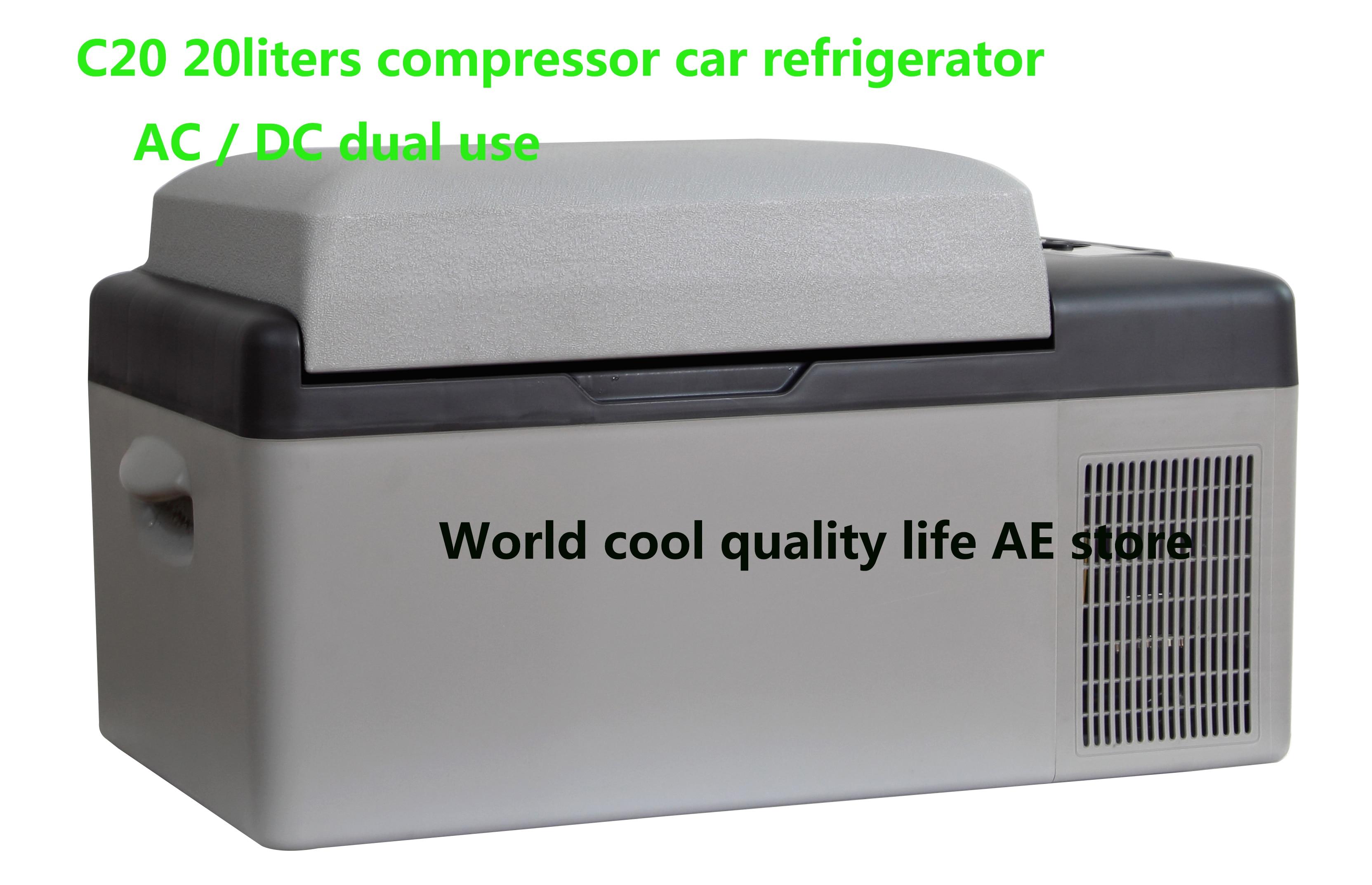 20L Alpicool AC DC12V 24V car Refrigerator car Freezer Fridge coolbox mini fridge freezer portable camping picnic freezer fridge