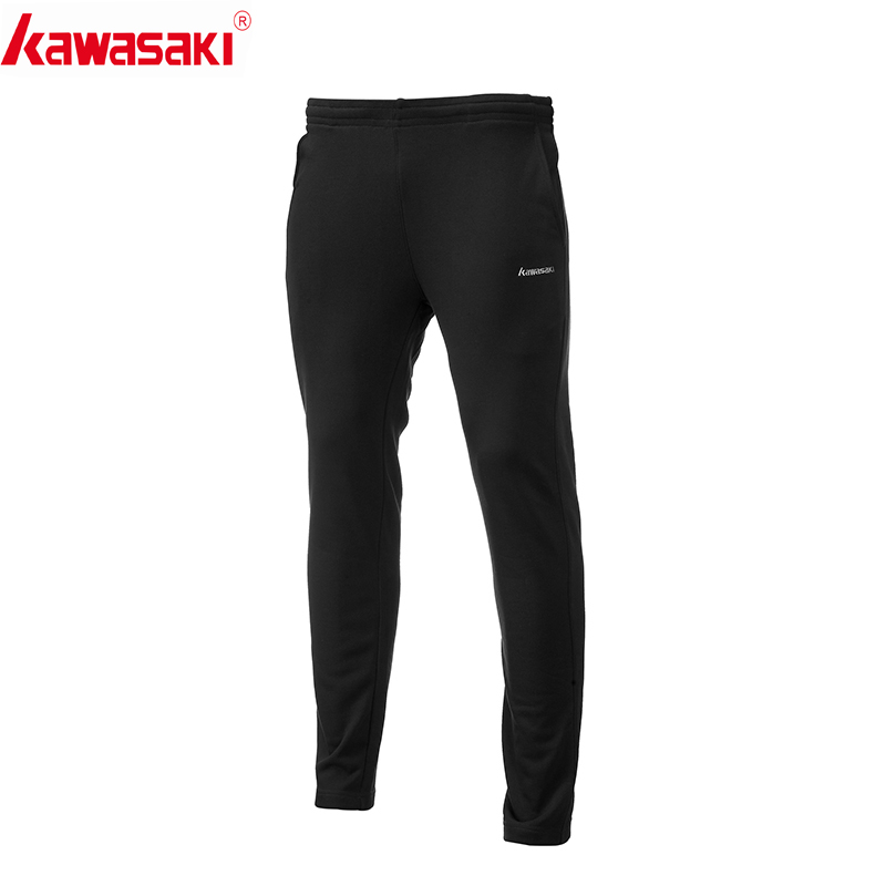 2019 Kawasaki Men's Sports Pants Badminton Training Pant Quick Dry Fitness Breathable Running Tennis Cloth Sportswear LP-S1501