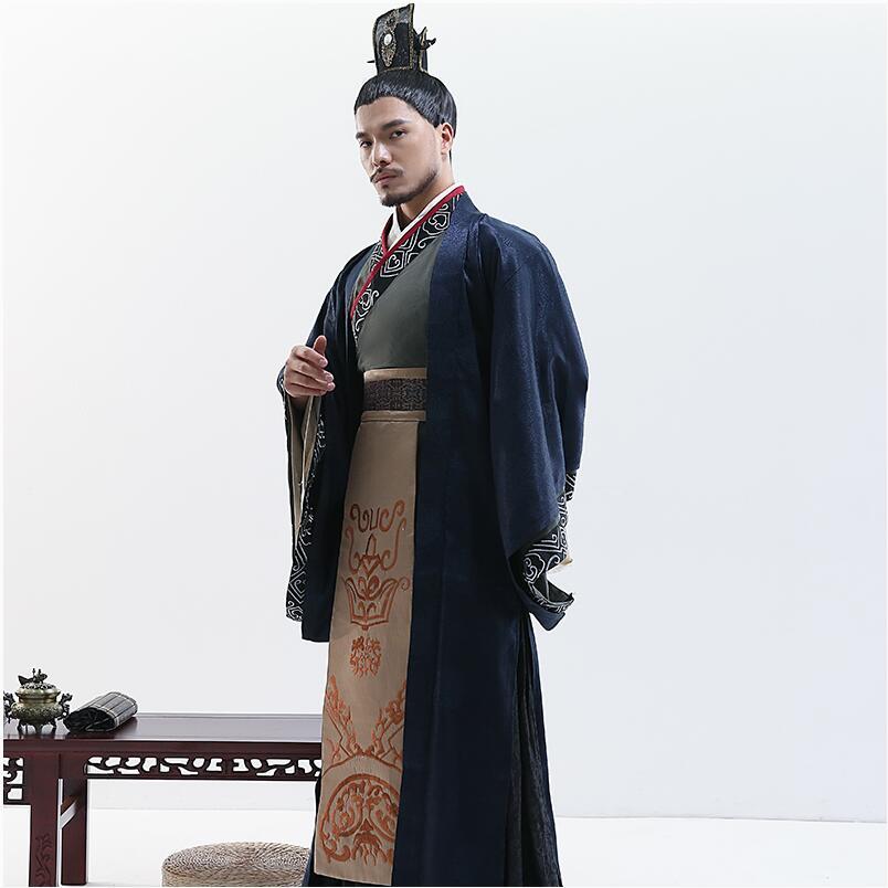 Han Dynasty Scholar Uniform 2