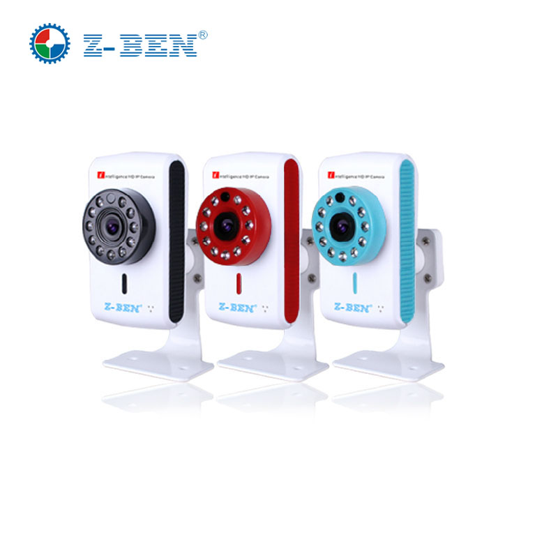 цена на Home Security IP Camera Wireless Mini IP Camera Surveillance Camera Wifi 720P Night Vision CCTV Camera Baby Monitor IPB01