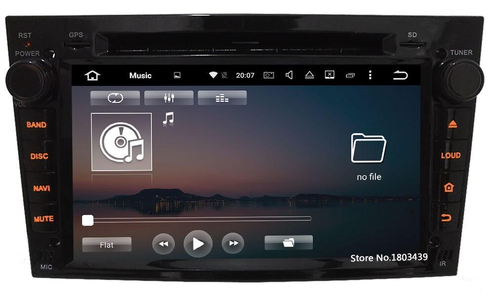 Octa Core 4G Android 6.0 2GB RAM 32GB ROM DAB Car DVD Radio For Opel Astra Vectra Corsa Meriva Antara Zafira Vivaro Tigra Combo