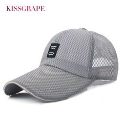 2017 summer men s mesh baseball caps male fishing climbing breathable hats youth sports cap black.jpg 250x250
