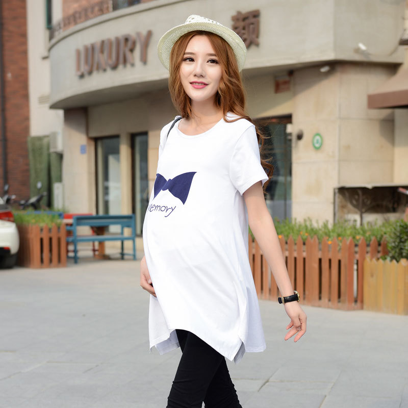 Блузи за майчинство Ризи Свободни - Бременност и майчинство - Снимка 3