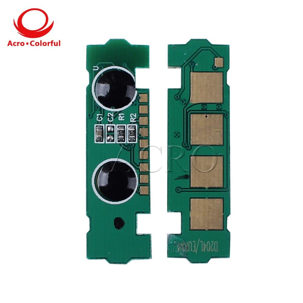 Nova versão do firmware MLT-D204L 204 Chip De Toner para Samsung SL-M3325/3825/4025, m3375/3875/4075 de Chip de Reset Compatível 3325 3375