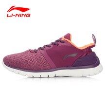 Li-Ning Femmes de Sneakers Formation Shoes Lumière Danse Souple Flexible Shoes Yoga Fittness Sport Shoes AFHL024 YXX013