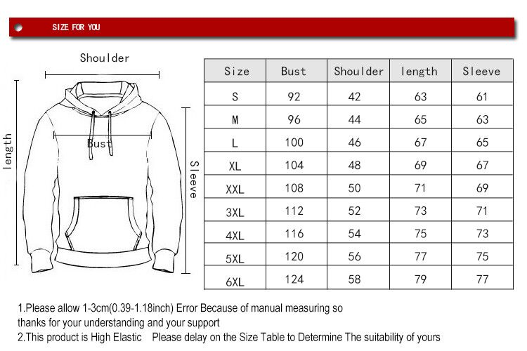 Anime 3D Hoodies Men Clothes 2019 Sweatshirts One Piece Print Black Casual Sweatshirt