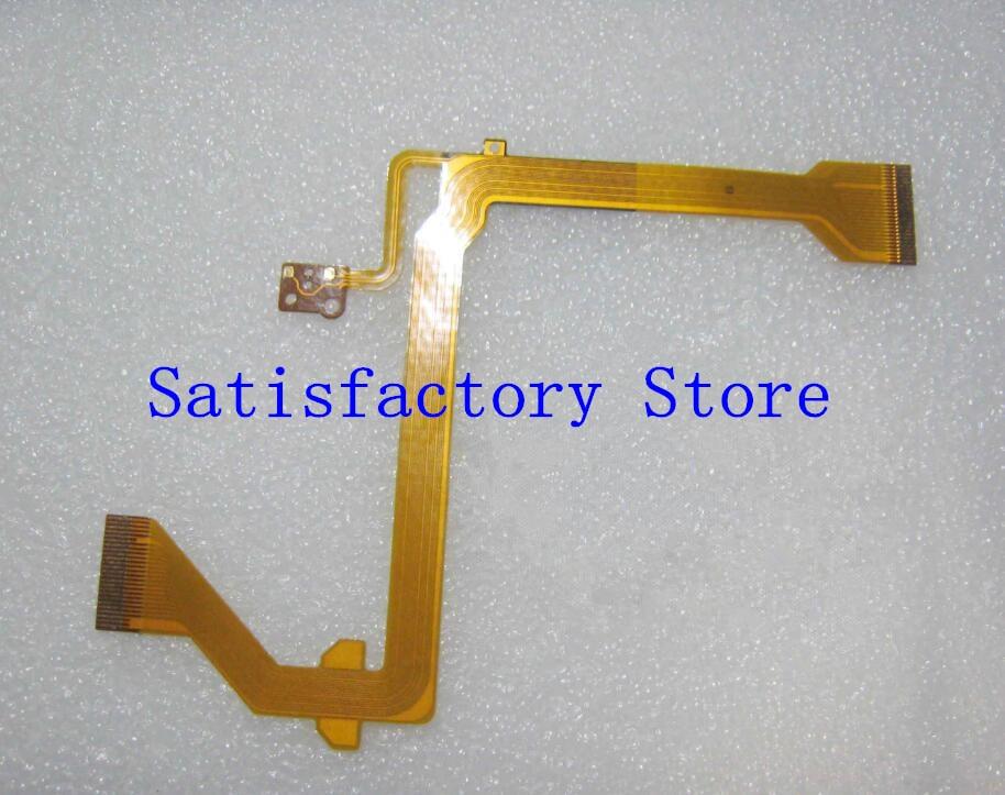 2PCS/ NEW LCD Flex Cable For Panasonic NV- GS17 GS19 GS21 GS25 GS28 GS31 GS35 GS38 Video Camera Repair Part