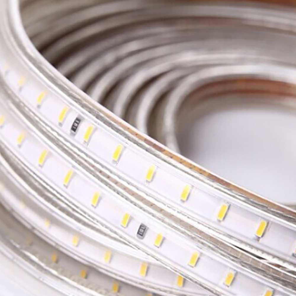 LAIMAIK SMD3014 Strip Led Light AC220V 120led / M Garlanda lente IP67 - LED Apgaismojums - Foto 4