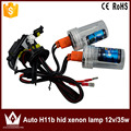 Night Lord 2pcs/pair Free Shipping Hottest Sales! High Quality 12V 35W Xenon HID H11B headlight car headlights 6000K