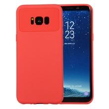 TPU Case for Samsung Galaxy S8 S 8 SM-G950FD G950FD Carbon Fiber Texture Design Shockproof Cover For Samsung 8S G950F SM-G950F