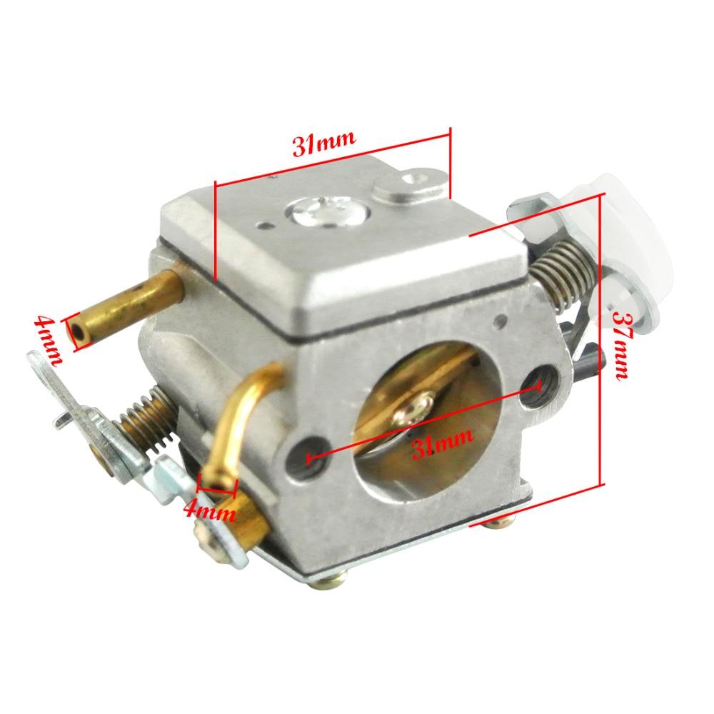 Tools : Carburetor Air Filter Spark Plug Ignition Coil for Husqvarna 362 365 371 372 372XP