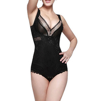 TFGS 2016 Lady Sexy Corset Slimming Suit Shapewear Body Shaper Magic Underwear Bra Up New