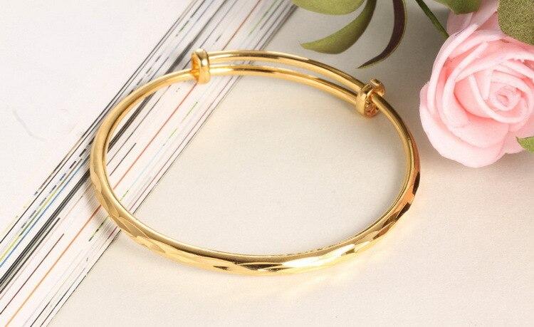 Купить модные регулируемые золотые браслеты манжеты для женщин свадебные