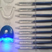 Hot Dentist Teeth Whitening 44 Peroxide Dental Bleaching System Oral Gel Kit Tooth Whitener Dental Tools
