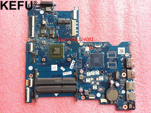 LA-C781P fit for HP notebook 15-AF Series motherboard A8-7410 15-AF013CL 15-AF040CA 15Z-AF000 15-af006AU 15-af019AU 15-af021AU 574680 001 1gb system board fit hp pavilion dv7 3089nr dv7 3000 series notebook pc motherboard 100% working