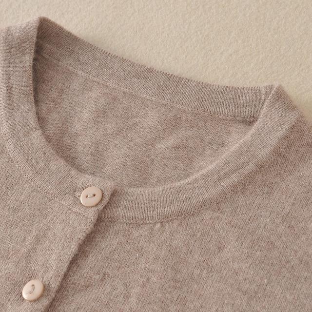Женщины Свитер 100% Чистого Кашемира Джемпер и свитера О-Образным Вырезом Зимняя мода Женской одежды 2017 новый стандарт Трикотаж Девушка Топы
