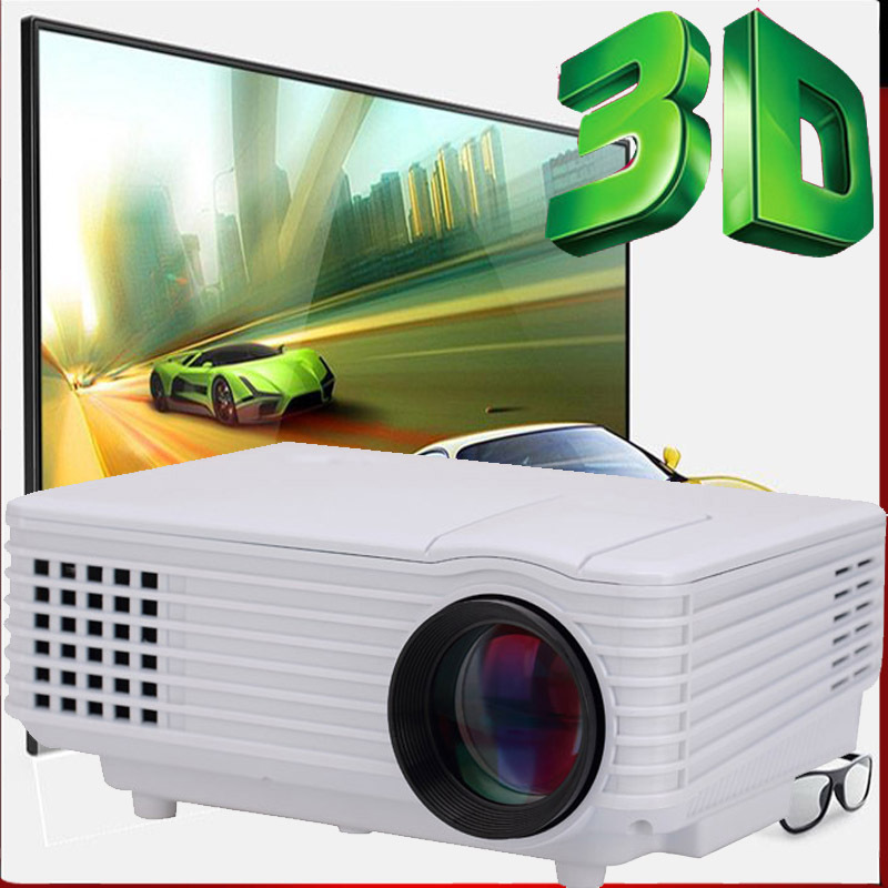 Giantex Best Hd Home Theater Multimedia Lcd Led Projector: HD 1080P Mini LCD Image System Multimedia LED Projector