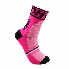 Professional Cycling Socks, 1 Pair
