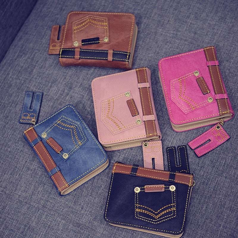 nova tela de moda jeans Color : Pink, Black, Blue, Green, Purple