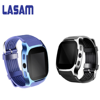 SPORT Bluetooth Smart Watch With Camera Music Player Facebook Whatsapp Sync SMS Smartwatch Support SIM TF Card For Android/IOS