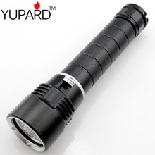 YUPARD Waterproof Underwater diving diver CREE 3*XM-L2 LED Flashlight Torch Lamp Ligh T6 diver 30m outdoor sport camp fishing