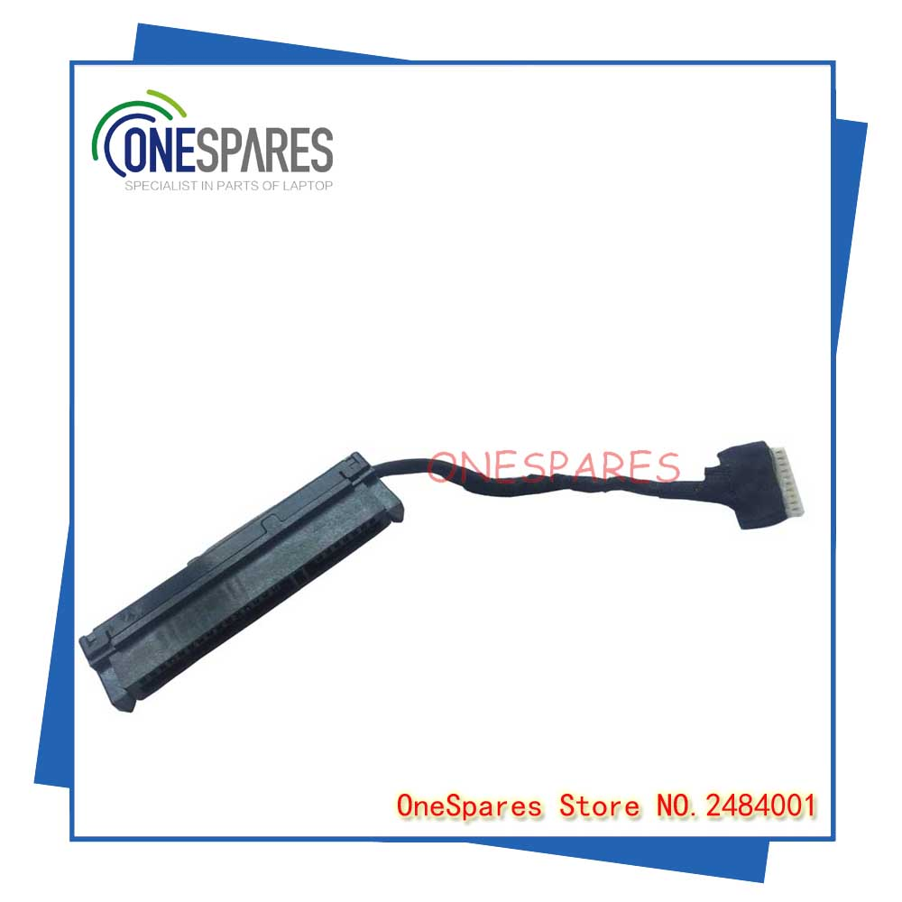 Free Shipping Original Laptop SATA hard disk drive interface connector for Dell 14Z 5447 DC02001X700 HDD interface connector free shipping original laptop hdd hard drive disk hdd interface connector for dell for vostro v 3500 3300 3400
