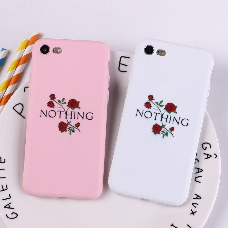 coque iphone 6 matte rose