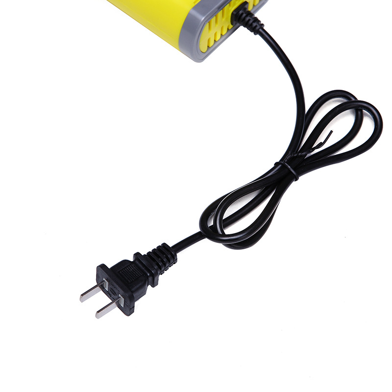 Charger 12V 2A Intelligent auto Car Battery Charger Voltage Rechargeable Battery Power Charger 220V Automatic Power Supply