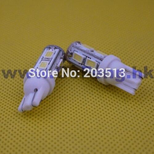 50PCS/lot wholesale new products Auto led car lighting wedge t10 9smd 5630smd 9 leds 194 168 192 blub FREE SHIPPING