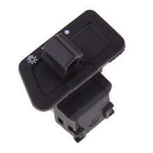 1 Pcs Motorcycle Headlight Switch Assembly Black Rocker For  Universal ATV Scooter Controling Etc