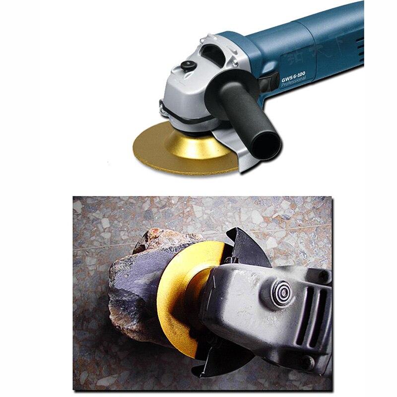 1tk teemantratas 100mm elektrilised tööriistad abrasiivne teemant - Abrasiivid - Foto 6
