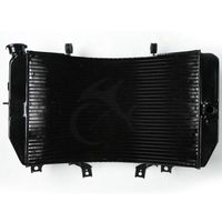 Motorcycle Replacement Radiator Cooling For Suzuki GSXR1000 2003 2004 GSXR1000Z 03 04