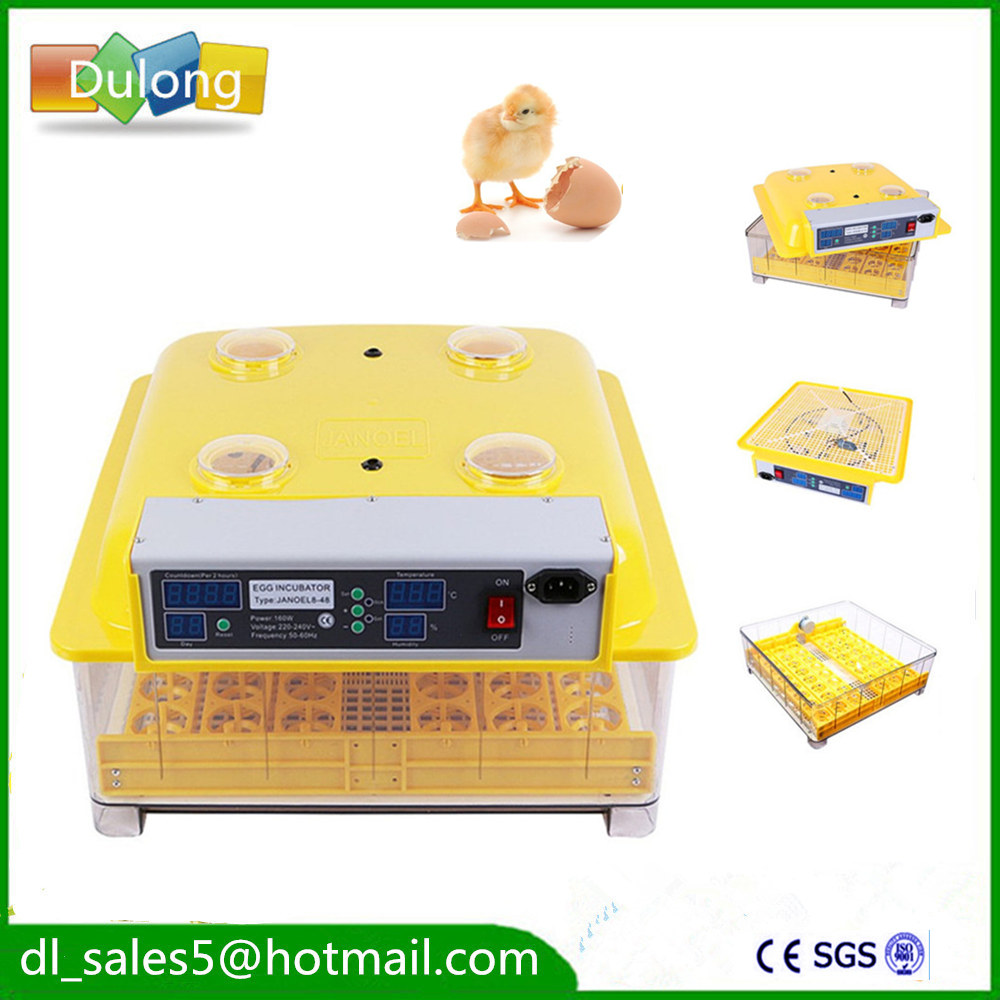Fast ship from Germany ! Egg incubator automatic 48 chicken incubator china cheap Machines hatching eggs fast ship from germany cheap 48 egg incubator hatcher hatching machine for chicken duck quail parrot