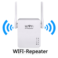 New Wireless Wifi Repeater USB Charge 300Mbps Mini Repetidor Wifi Signal Amplifier 2 4G Wifi Extender