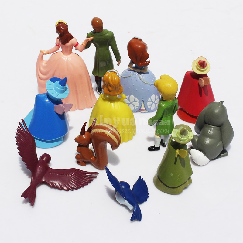 12 stücke Disney Princess Sophia Modell Kinder Personalisierte ...