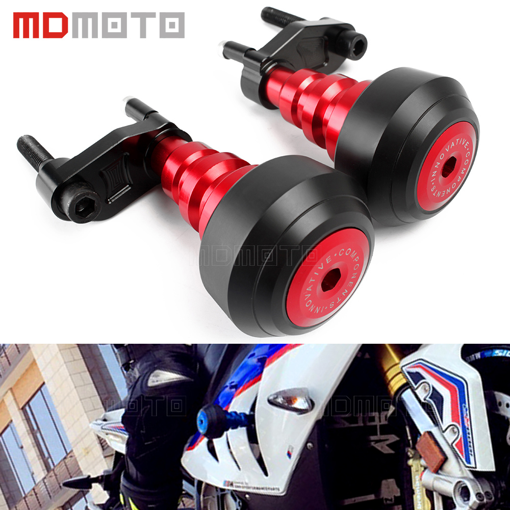 for kawasaki Z1000 Z 1000 2015 2016 CNC Motorcycle anti Crash Pads Frame Sliders Protector Left&Right Motorbike Exhaust Sliders
